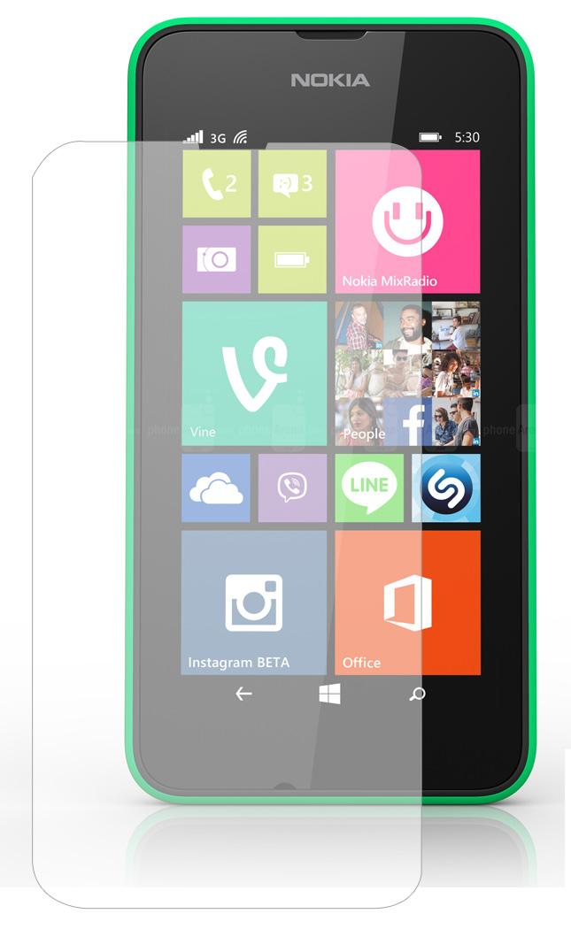 Film protecteur Anti Traces de doigts pour Nokia Lumia 530 pour Nokia