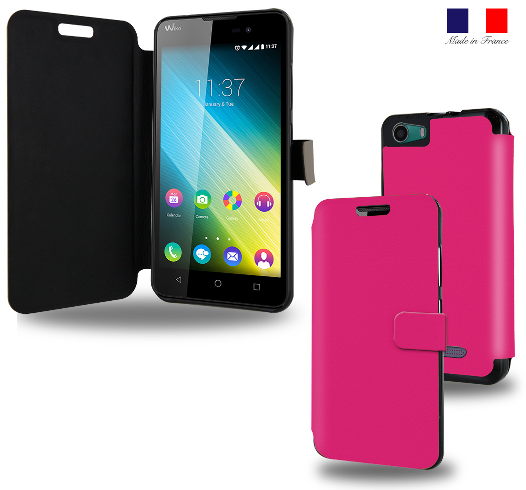 Etuis de protection wiko lenny 2 for Housse wiko lenny 2