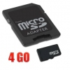 Micro SD 4GB for Samsung