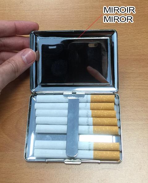 Cigarette holder