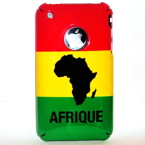 acheter Coque Afrique Iphone 3G 3GS