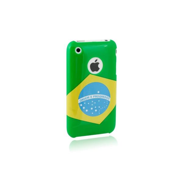 acheter Coque Brazil Iphone 3GS,3G