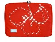 """Etui Ordinateur Portable Taille 17,3"""" Rouge golla pour Apple"""