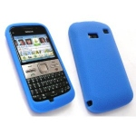 Silicone Bleu Nokia E5