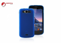 accessory Blue S-Line Case for Wiko cink Peax