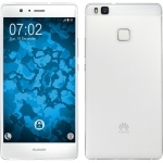 Silicone Huawei P10 Lite Blanche
