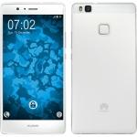 Silicone Huawei P10 Lite Blanche