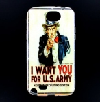 Silicone i want you Samsung Galaxy Note 2