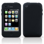 Silicone Noir Iphone 3G / 3GS