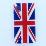 Silicone LG Optimus L9 p760 Motif Union Jack