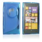 Silicone Nokia Lumia 1020 Bleu pour Nokia