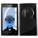 Silicone Nokia Lumia 1020 Noir pour Nokia
