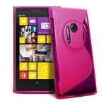 Silicone Nokia Lumia 1020 Rose pour Nokia