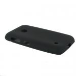 Silicone Nokia Lumia 530 Noir pour Nokia