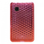 Protection Silicone Minigel LG T385 Rose