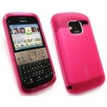 Etui Silicone Rose Nokia E5