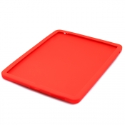acheter Protection Silicone Rouge pour Ipad