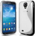 Silicone Samsung Galaxy Mega 6.3 I9200 Blanche