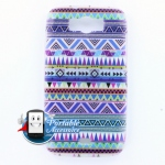Silicone Wiko Cink King Motif Tribal Aztec