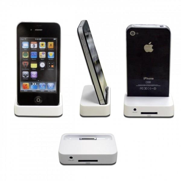 acheter Socle de chargement iphone 3gs/ Iphone4/s