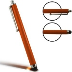 Stylet Orange Universel Ecran Tactile