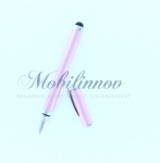 Pink Stylus with pen for Samsung