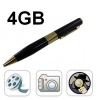 Pen Spy Camera 4GB for Samsung