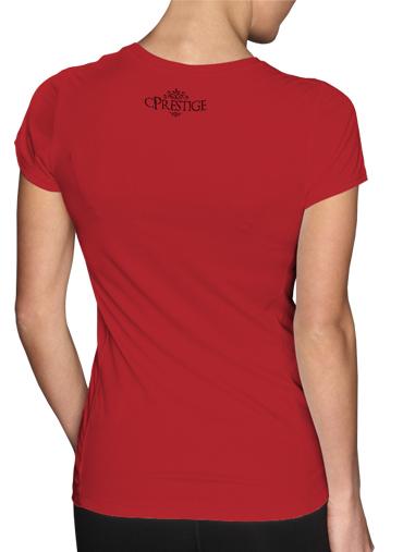 Women T-shirt short sleeve round neck