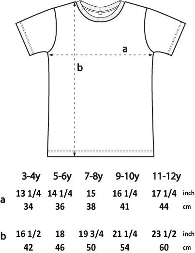 T-Shirt Fille