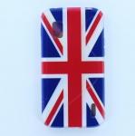 Silicone LG Nexus 4 E960 Motif Union Jack