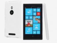 Coque Nokia Lumia 925 Rigide Blanc pour Nokia