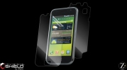 Zagg Invisible Shield pour Samsung Galaxy S- Film de protection integral Full Body
