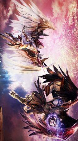 Aion Angel x Daemon