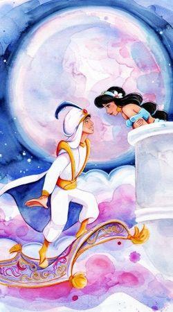 Aladdin Whole New World