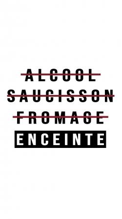 Alcool Saucisson Fromage Enceinte