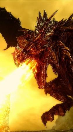 Aldouin Fire A dragon is born