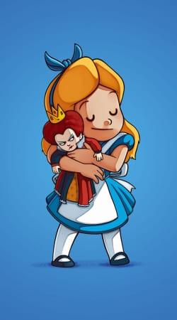 Alice Free Hugs
