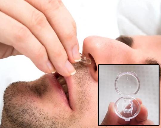Solution 1 to snoring and sleep apnea