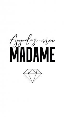 Appelez moi madame Mariage
