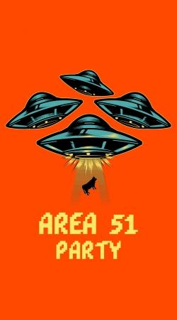 Area 51 Alien Party