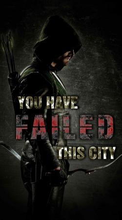 Arrow you have failed this city