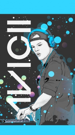 Artwork Avicii do Samsung Galaxy Young S6310