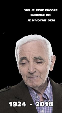 Aznavour Hommage Fan Tribute