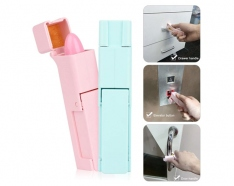 Self sterilizing sanitary stick - No longer touch elevator buttons and wrist