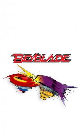 Beyblade magic tops