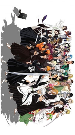 Bleach All characters