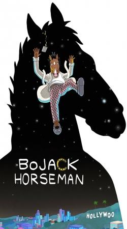 Bojack horseman fanart