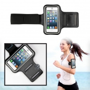 Sport Armband for Jogging / Gymnastics / Sport - Black