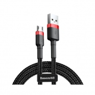 Micro USB Kabel QC 3.0 Nylon 2.4A 0.5M