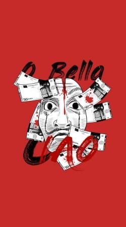Casa De Papel Bella Ciao Art